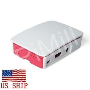 Official-Case-Enclosure-Box-Shell-Cover-for-Raspberry-Pi-3-B-B-B-plus
