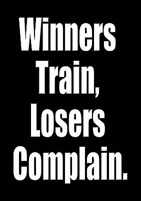 MOTIVATIONAL 305 - inspirational quote - poster - gym - work out - bodybuild