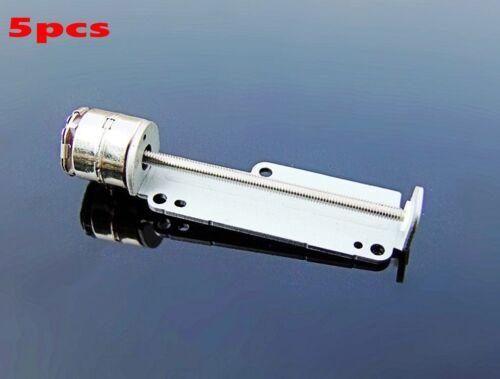 5pcs BJ05 Screw stepper motor 10mm 2-phase 4-wire 49MM Miniature stepper motor