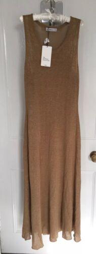 £ 99 Pour Knit 49 L Femme Zara Rustique Bnwt Longue Taille Robe Rrp Avec OwxqgPEHF