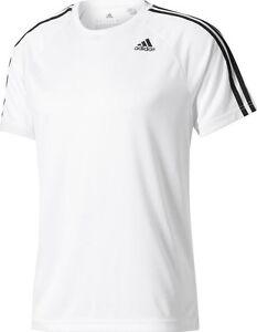tee shirt adidas essential homme blanc