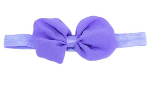 Haarband Schleife Baby Mädchen Stirnband Kopfband Haarschmuck Taufe Hochzeit