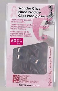 Breast-Cancer-Wonder-Clips-Pack-of-50-from-Clover
