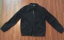 Converse X Jack Purcell Black Twill Jacket BNWT Men's Size M LIMITED EDITION