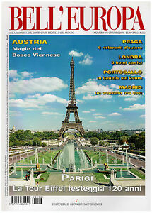 BELL-039-EUROPA-198-RIBATEJO-STOCCARDA-GIRONA-PARIGI-WIENERWALD-TOURNAI-KUFSTEIN