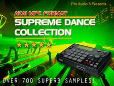 Supreme Dance Collection - DOWNL0AD - Akai MPC 1000, 4000, 2500, 2000XL + .WAV