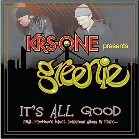 It's All Good by Greenie (CD, Jun-2010, CD Baby (distributor))