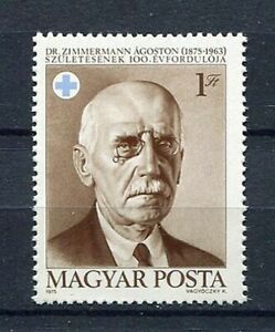 20500-Hungary-1975-MNH-New-zimmermann