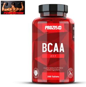 PROZIS-BCAA-2-1-1-200-Compresse-Aminoacidi-ramificati-Vitamine-B2-B6