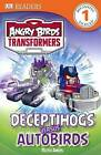 Angry Birds Transformers: Deceptihogs Versus Autobirds by Ruth Amos (Hardback, 2014)