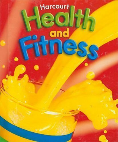 Health and Fitness  - Grade 2 by Harcourt School Publishers Staff (2002,... 1
