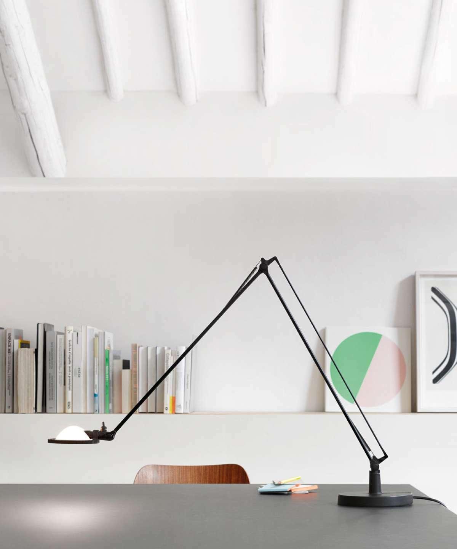 Luceplan Berenice - lampada da tavolo design Alberto Meda , Paolo Rizzatto 1985