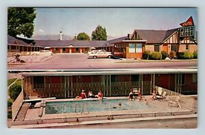 Chrome-View-of-Alta-Motor-Lodge-AAA-Pool-Salt-Lake-City-UT-Postcard-X27