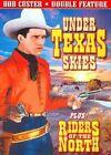 Under Texas Skies Riders of The North 0089218542892 DVD Region 1