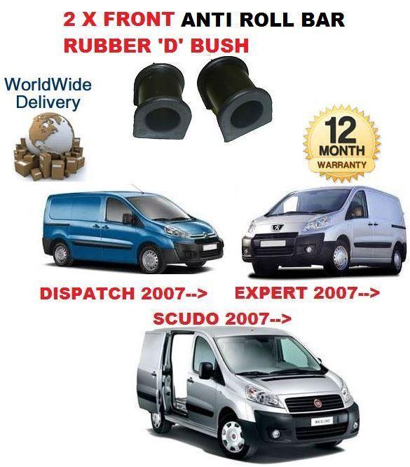 Para Citroën c dispatch Fiat Scudo Peugeot Expert 2007  -   2 X  compras de moda online