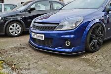 Spoilerschwert Frontspoilerlippe Cuplippe ABS Opel Astra H OPC mit ABE