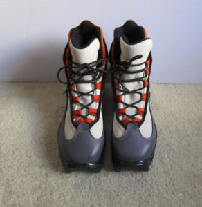 Details about Salomon Xa X Adventure #3786001A Men's Cross Country Ski Boots Size USA 4.5