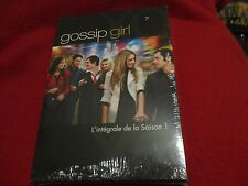 "COFFRET 6 DVD NEUF ""GOSSIP GIRL - SAISON 1"" Blake LIVELY"