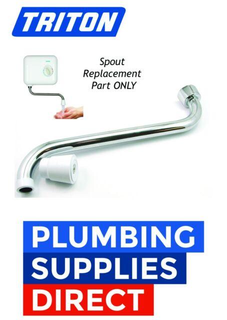 Replacement Part Triton T30i Over Sink Electric Hand Wash Unit Spout Spout Ebay