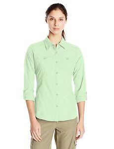 Percorsa New 30 Small Shirt Sleeve Off Women's Long Exofficio F5gqIgxS