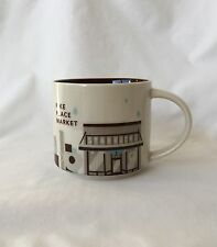 STARBUCKS PIKE PLACE MARKET SEATTLE YOU ARE HERE Series MUG 14oz 2014