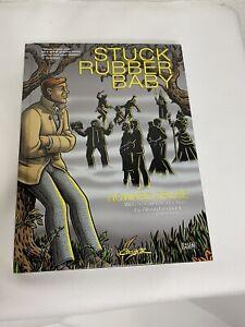 STUCK-RUBBER-BABY-Hardcover-Howard-Cruse-Graphic-Novel-TPB-Vertigo