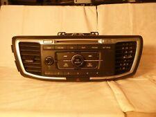 2013 2014 2015 13 14 15 Honda Accord Radio Cd Player 39100-T2A-A102 OEM