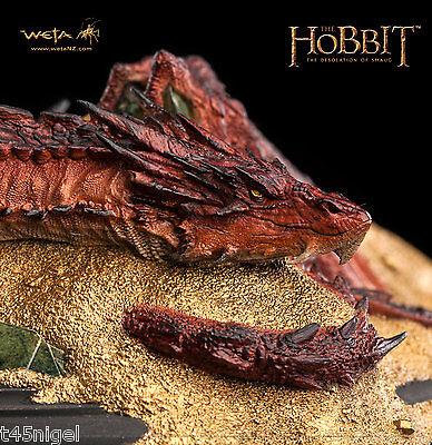 Weta ~ The Hobbit: The Desolation of Smaug : Smaug - King Under the Mountain