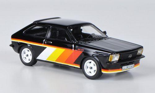 Neo 1 43  Opel Kadett C City Irmscher, schwarz
