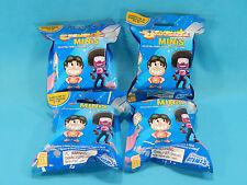 4x Steven Universe Original Minis Series 1 Blind Bag Figures Cartoon Network