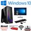 Fast-Gaming-PC-Quad-Core-i5-Quad-Core-i7-16GB-1TB-SSD-GTX1660-6GB-Windows-10 thumbnail 1