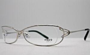 palladio Occhiali Oro Occhiali N1 giallo 001 Fred 57 K18 Lunettes Cornice Volute 8nXZwOPN0k