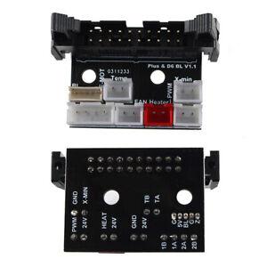 Placa de adaptador de toque reemplazo BL para Wanhao i3 Plus y D6 3D Impresora actualización P FR