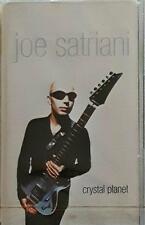 Joe Satriani – Crystal Planet   MC CASSETTE SEALED Epic