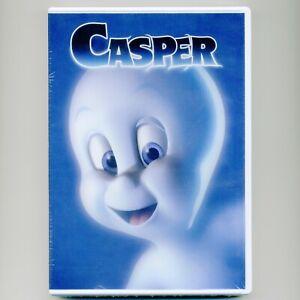 Casper-PG-family-Halloween-ghosts-movie-new-DVD-Christina-Ricci-Bill-Pullman