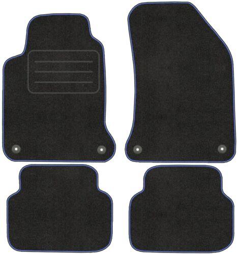 01-07 Premium Qualität Passgenau Velour Fußmatten Satz für Renault Laguna II