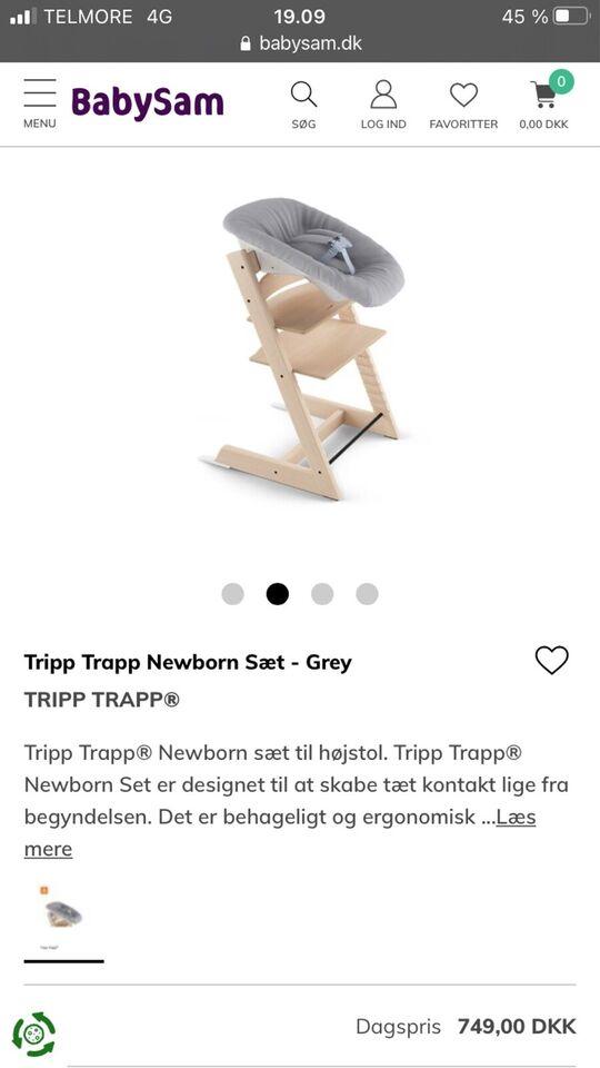 Højstol, Tripp trapp