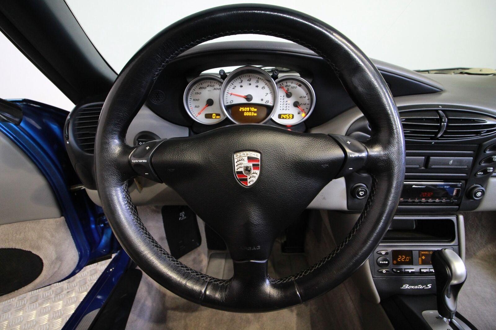 Porsche Boxster S Tiptr.