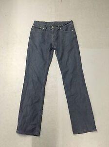 Wash Zustand 511 Blau L32 Levi Herren Grau Guter W32 Jeans 'Slim' 8USSwv