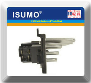 BMR533 HVAC Blower  Resistor Motor Front Fits Accord 1998-2002 Odyssey 1999-2004