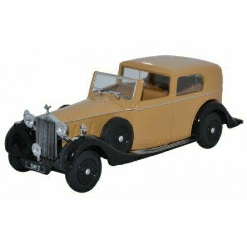 Oxford 43rrp3002-rolls royce phantom III sdv hj mulliner 1//43 brown
