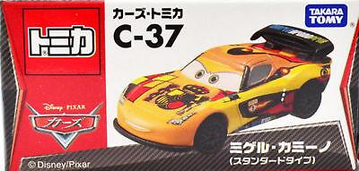 Tomy Tomica Disney Cars Miguel Camino Standard type Kazutomika C-37