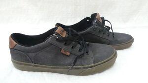 afc6b694bf New Mens VANS Era Pro Low Tops Style TC6D Black Tan 90L hr