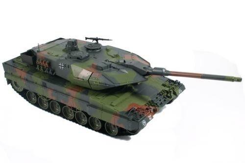 Hobby Engine 2A6 Leopard Tank - HE0804