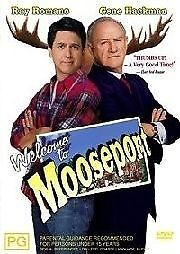 1 of 1 - Welcome To Mooseport (DVD, 2004)EX RENTAL DISC ONLY CAN POST 4 DISCS FOR $1.40