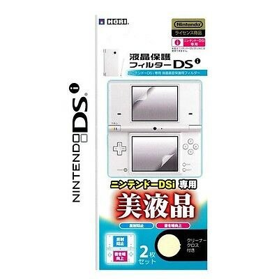 HORI Nintendo DSi Game Pad Screen Protector / Film / Fast Shipping / Cdn Seller