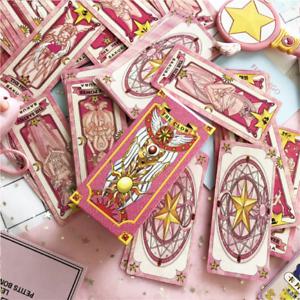 Cardcaptor-Sakura-Clow-Cards-Full-Set-Cosplay-Fortune-Tarot-Card-Captor-Anime