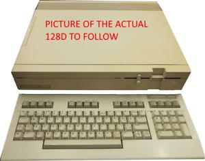 Capable Massive Vintage Commodore 128d Bundle Incluant Des Jeux Et Magazines-afficher Le Titre D'origine