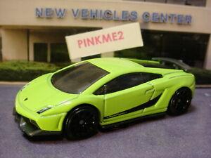 2019 Exotics Lamborghini Gallardo Lp 570 4 Superleggera Green Loose