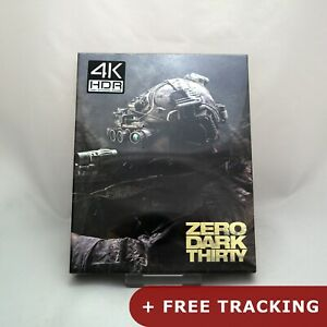 Zero-Dark-Thirty-4K-UHD-amp-Blu-ray-Digipack-Edicion-Limitada-Plain-Archive